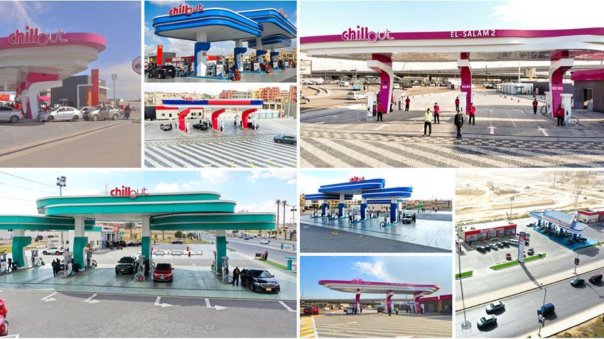 إنشاء 267 محطة لبيع المنتجات البترولية