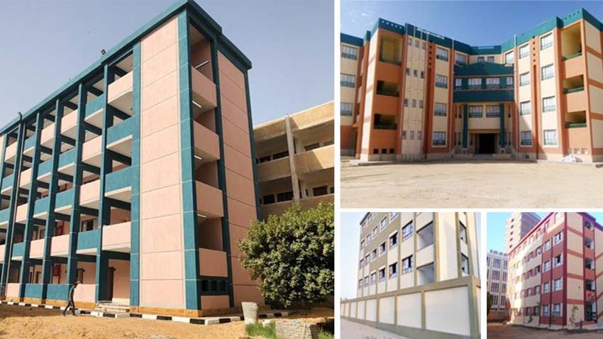 إنشاء وتطوير 194 مدرسة بمختلف المراحل التعليمية بمحافظة القليوبية