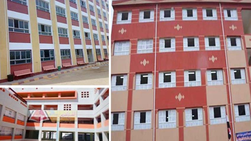 إنشاء وتطوير 265 مدرسة بمختلف المراحل التعليمية بمحافظة الدقهلية
