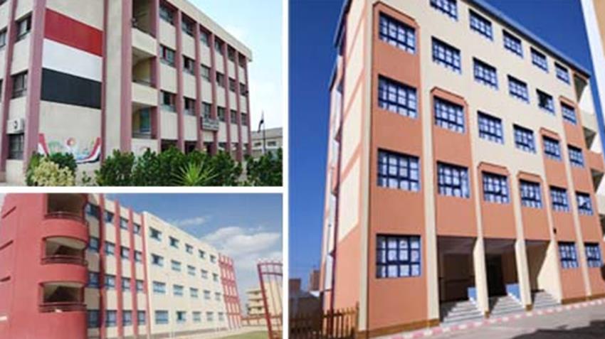 إنشاء وتطوير 377 مدرسة بمختلف المراحل التعليمية بمحافظة الشرقية