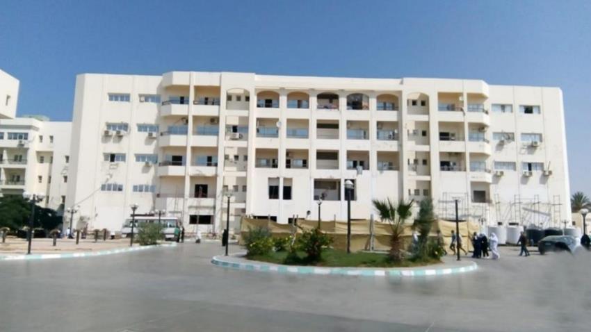 تطوير مبني العيادات الخارجية والعناية المركزة بمستشفي العريش بمحافظة شمال سيناء