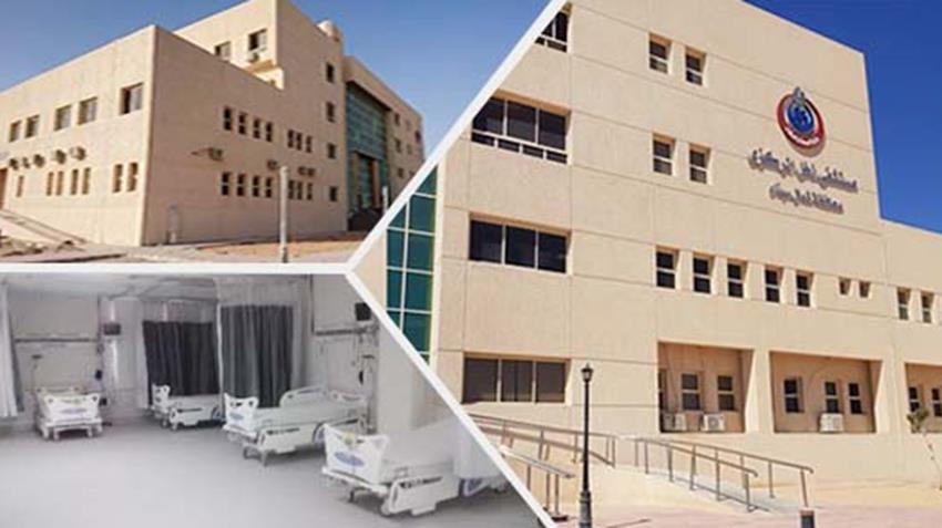 إنشاء مستشفي نخل المركزي الجديد بمحافظة شمال سيناء