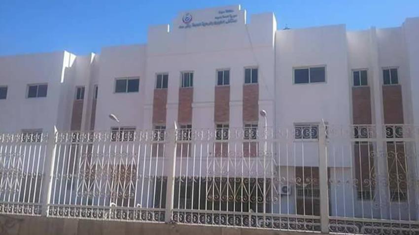 إنشاء مستشفي كفر سعد بمحافظة دمياط