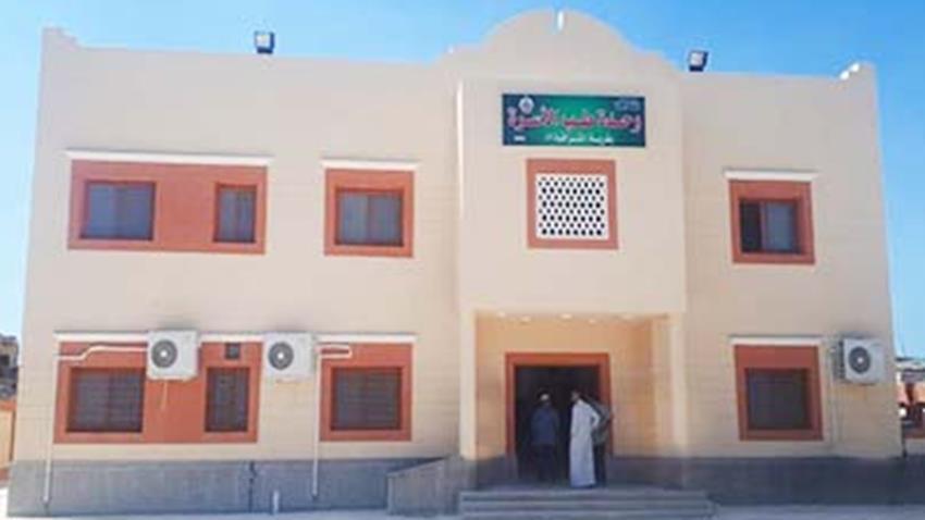 إنشاء وحدات صحية بمحافظة كفر الشيخ