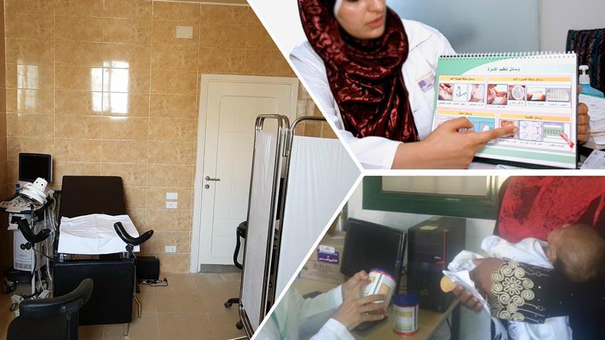 إنشاء وحدات ومراكز صحية بمحافظة الغربية