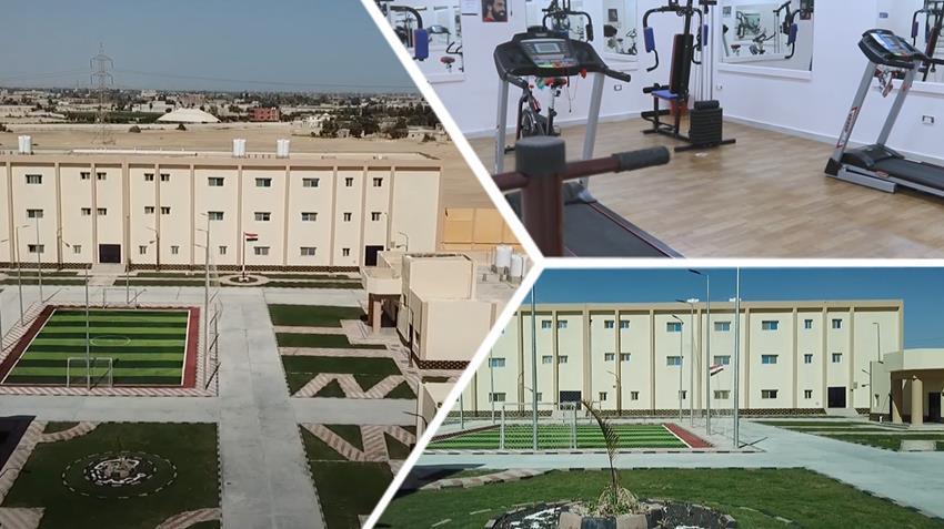 افتتاح مركز العزيمة لعلاج الإدمان بمطروح