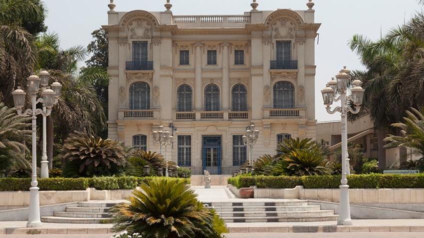 تطوير متحف محمد محمود خليل وحرمه بالجيزة