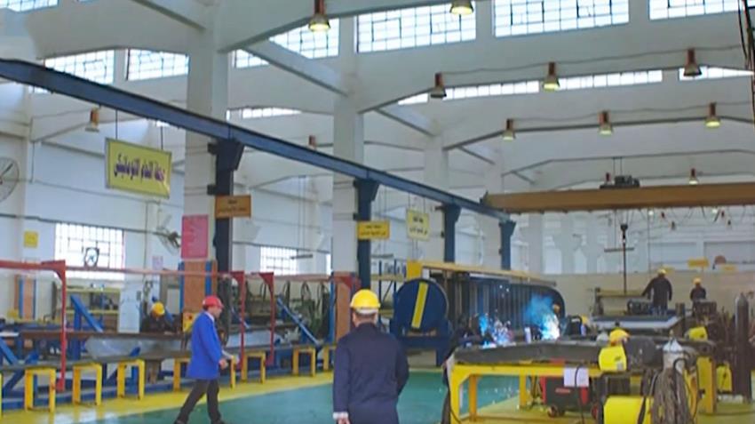 إنشاء مصنع إنتاج المقطورات