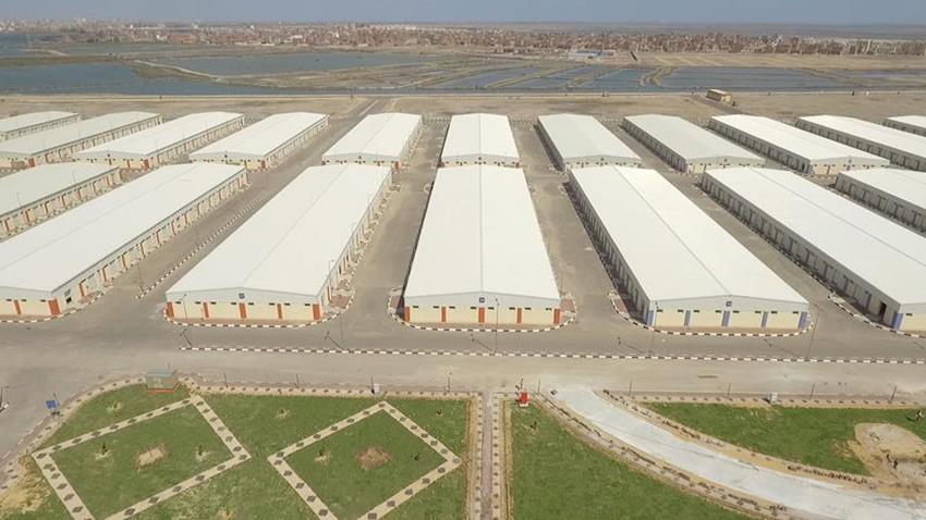 مشروعات قومية بنطاق محافظة دمياط