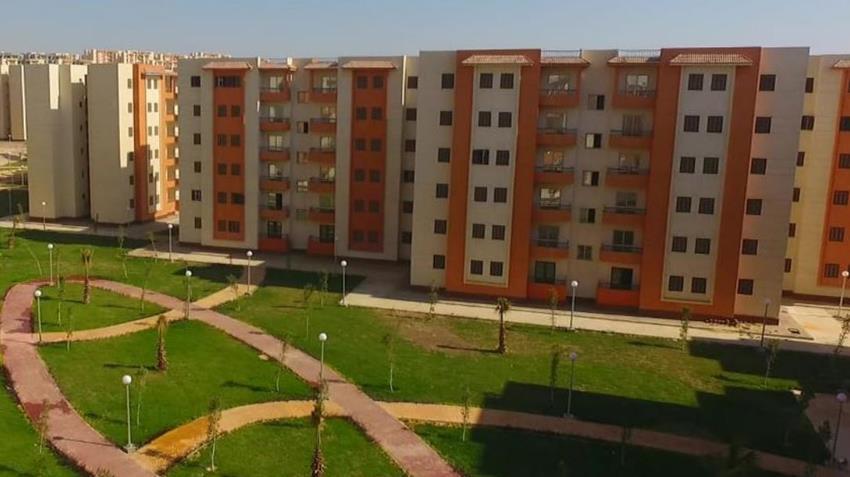 الإسكان الاجتماعي 2 بحدائق أكتوبر بمحافظة الجيزة