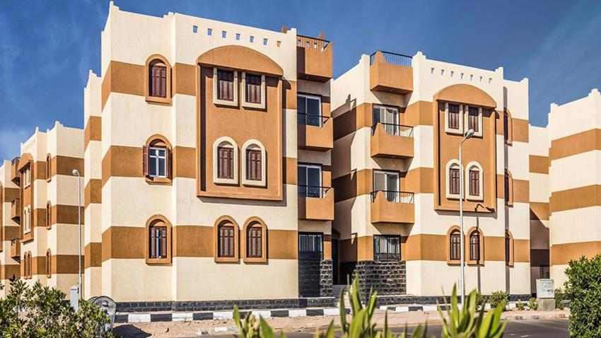 الاسكان الاجتماعي بمحافظة جنوب سيناء