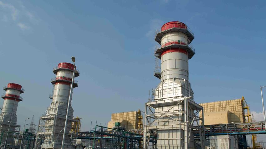 إنشاء محطة توليد كهرباء عتاقة الغازية بمحافظة السويس