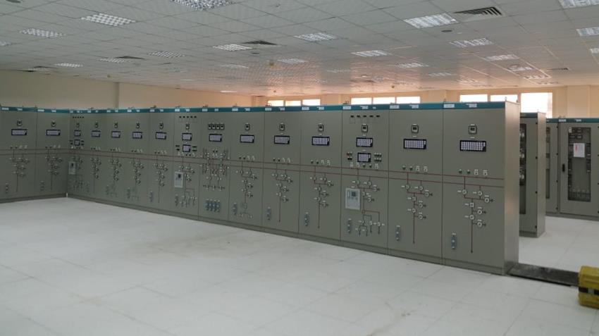 إنشاء محطة محولات كيمان فارس بالفيوم