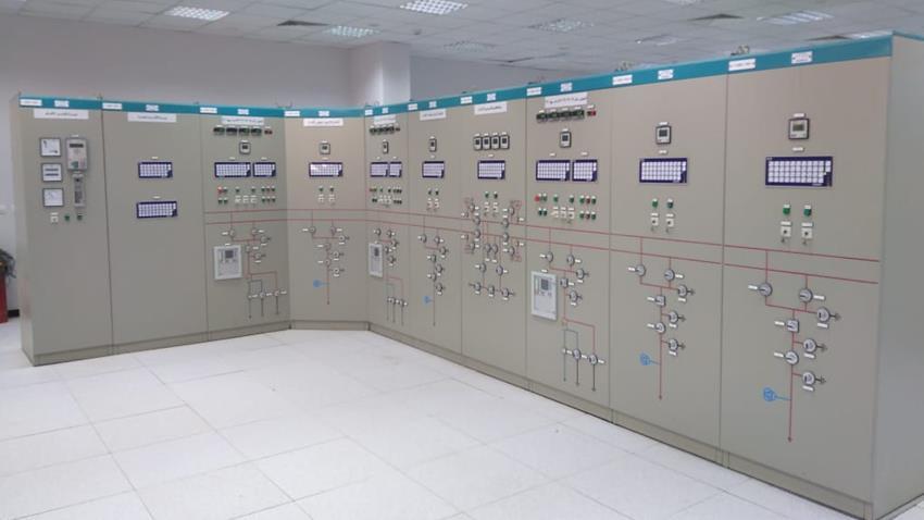 إنشاء محطة محولات مدينة الفيوم الجديدة