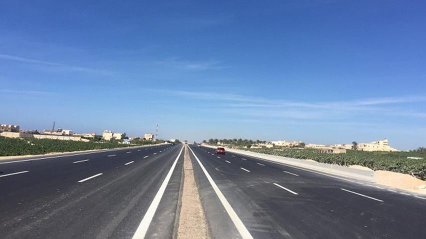 استكمال الطريق الدائري بربطه من بني يوسف بطريق القاهرة