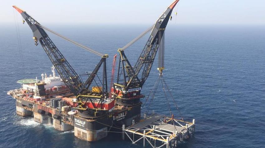 المرحلة الثانية من تنمية حقول الغاز بشمال سيناء