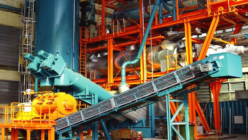 إنشاء وحدات إزالة الزئبق بمصنع بدر 3