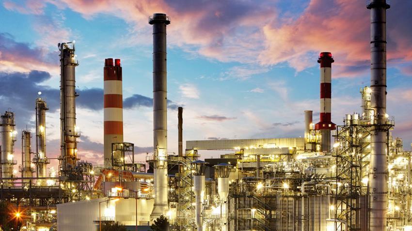 افتتاح مشروع توسعات إنتاج البنزين