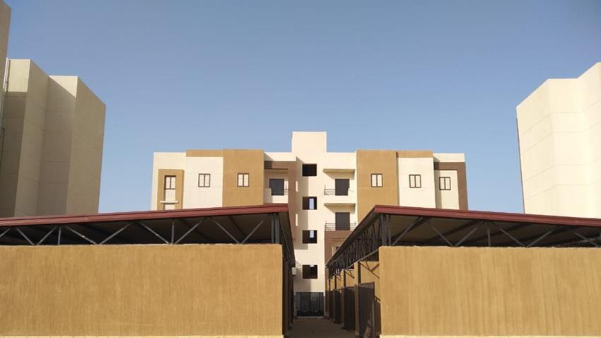 تطوير منطقة حظائر أبو عوف