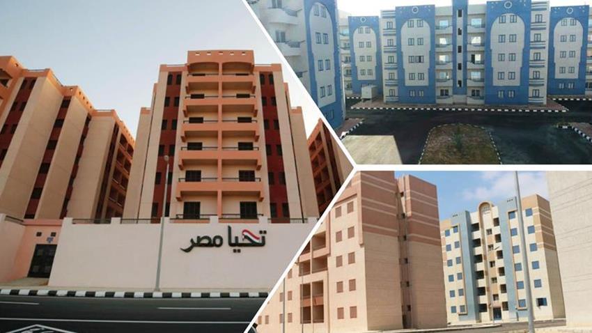 تطوير منطقتي الصيفية وقحافة بمحافظة الفيوم