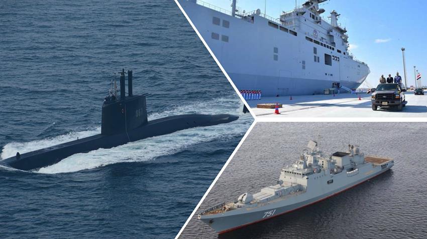 تطوير قاعدة الإسكندرية البحرية