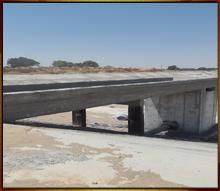 محطة معالجة الصرف الصحى والصناعى ببرج العرب