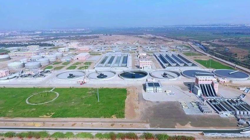 محطة معالجة مياه الجبل الأصفر