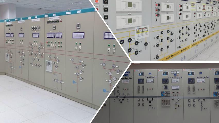 إنشاء محطة محولات كهربائية لخدمة مصانع شركة أبو زعبل للصناعات المتخصصة بالقليوبية