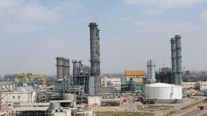 رفع كفاءة محطة كهرباء شمال القاهرة