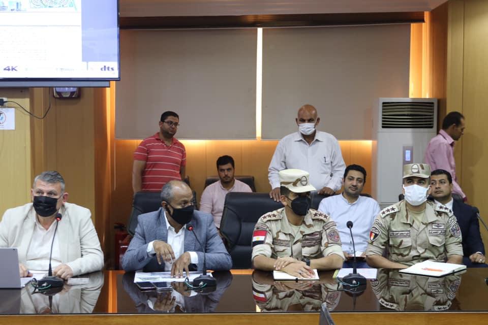 إنشاء 13 ألف وحدة سكنية جديدة بكفر الشيخ
