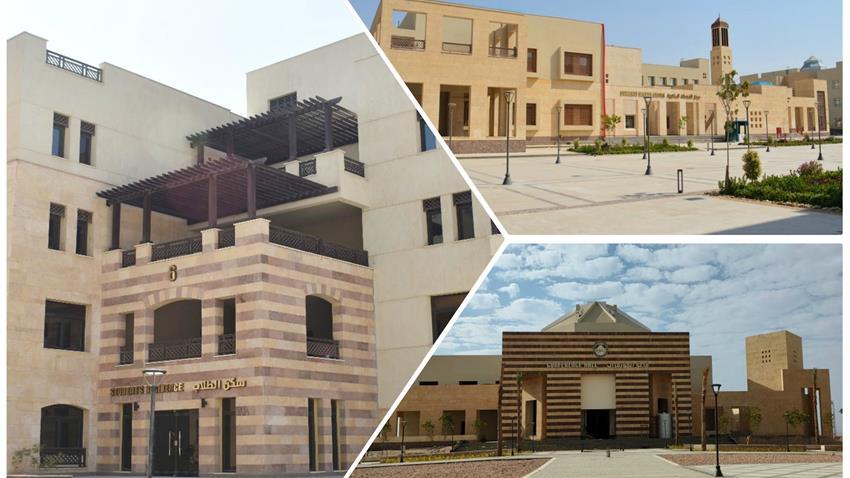 افتتاح جامعة الملك سلمان فرع الطور