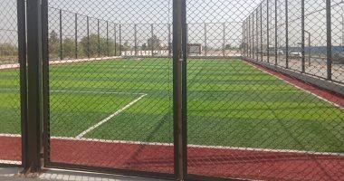 انشاء حديقة مركزية مجانية ميدان الملك عبدالله محافظة كفر الشيخ