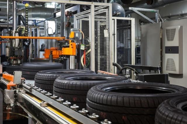 إنشاء مصنع المواد الخام المغذية لإنتاج إطارات السيارات