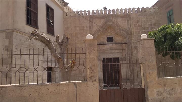 افتتاح مسجد الظاهر بيبرس