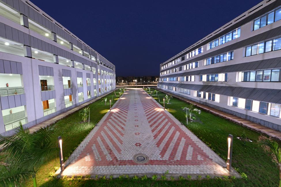 مشروع تطوير جامعة دمياط الجديدة