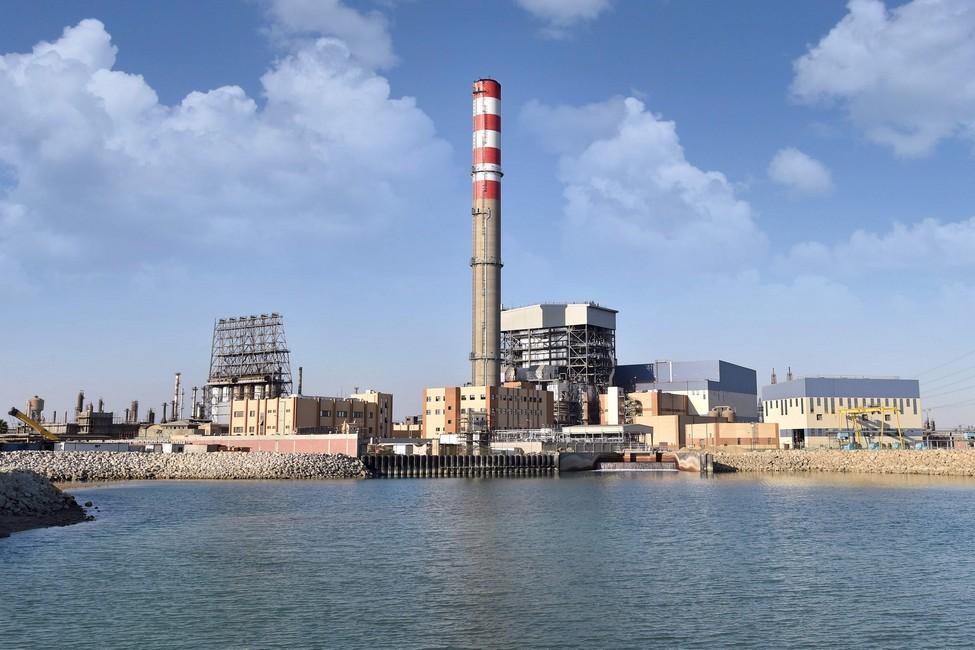 محطة كهرباء السويس الحرارية