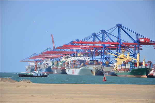 مشروع تطوير ميناء العريش
