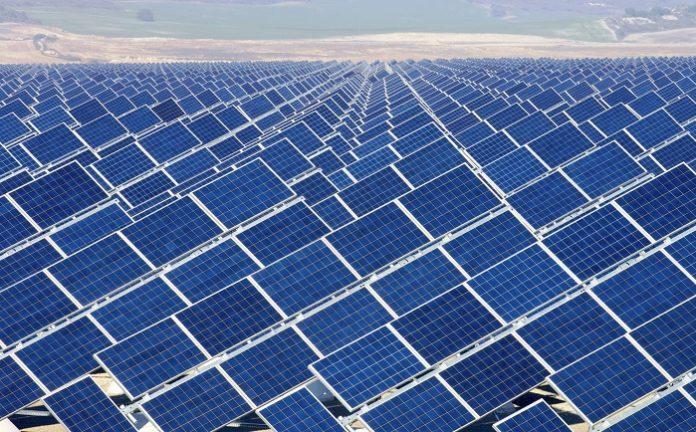 المحطة الشمسية الجديدة بقرية فارس بكوم امبو اسوان