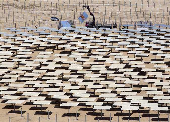 محطة طاقة شمسية سفاجا