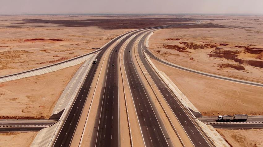 طريق نفق الشهيد أحمد حمدي