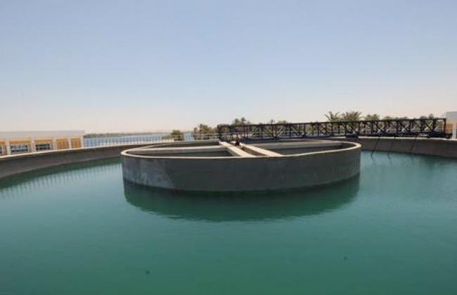 توسعات محطة مياه جبل شيشة