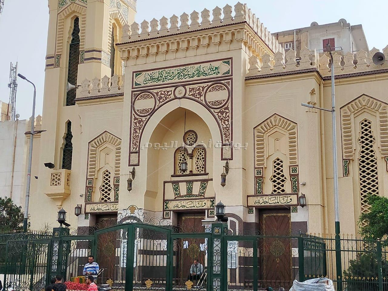 مسجد التوبة بدمنهور