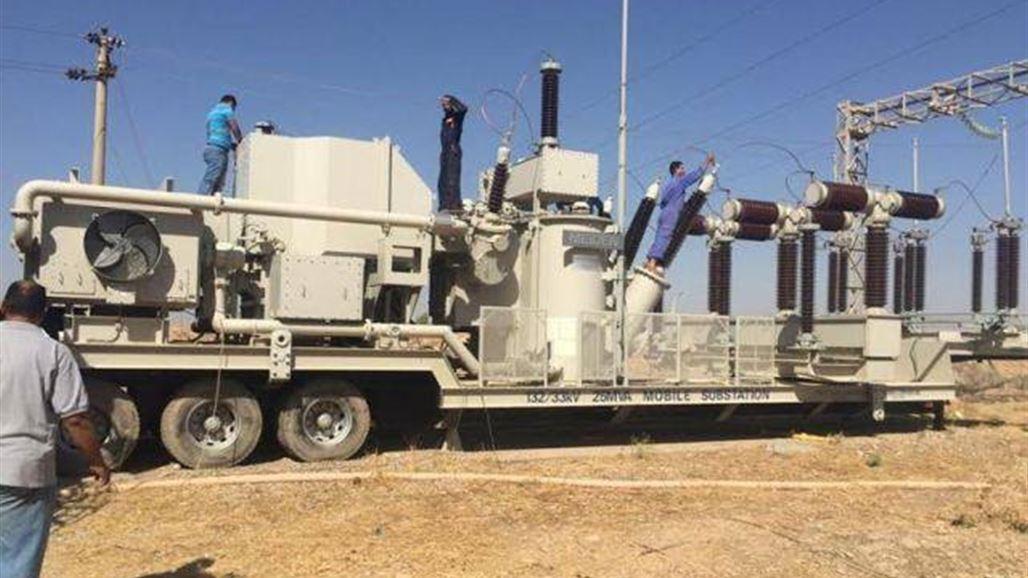4 محطات كهرباء متنقلة لتغذية الأحمال الطارئة