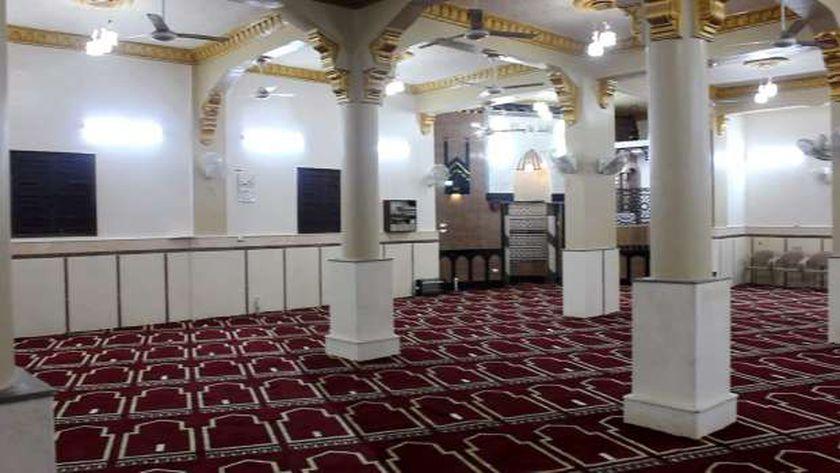 إفتتاح ٨ مساجد جديدة بكفر الشيخ