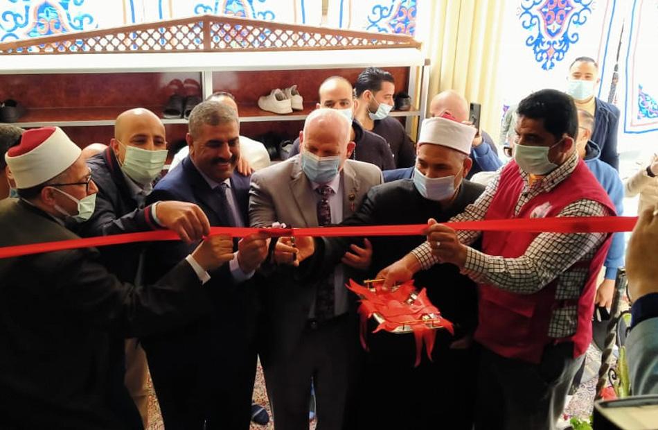 إفتتاح ٣ مساجد جديدة فى دمياط