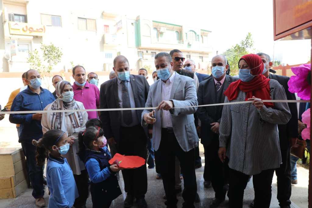 إفتتاح مدرسة الشهيد جودة الإبتدائية بتلا