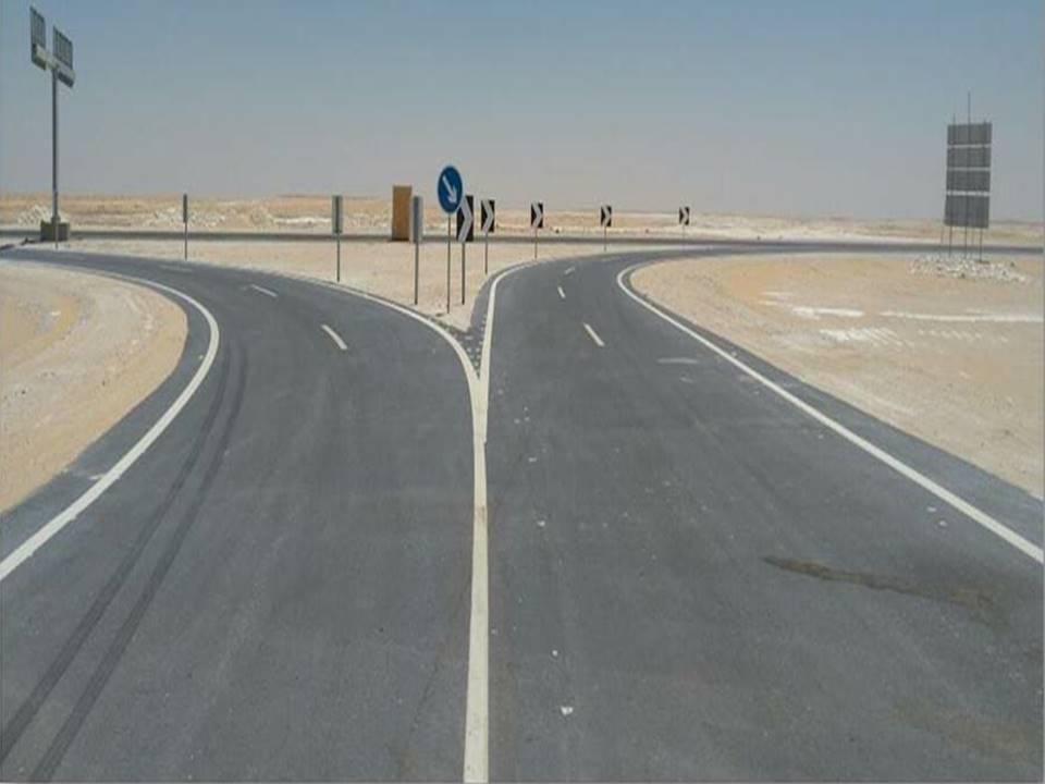 طريق الفرافرة – عين دلة