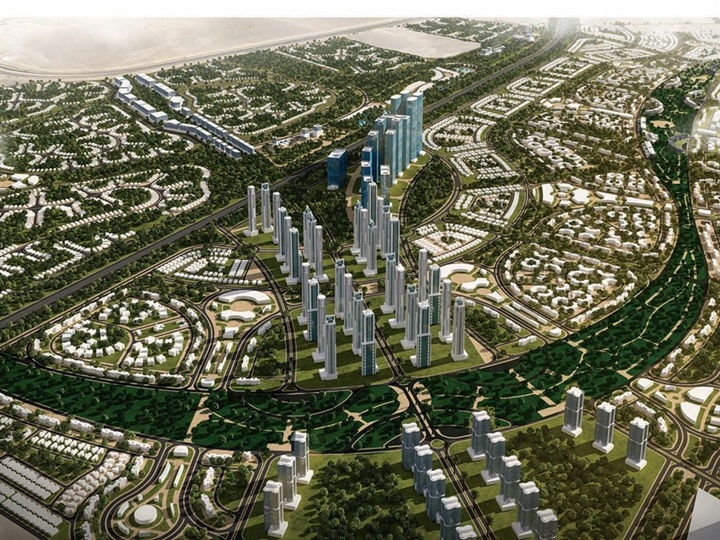مدينة الشيخ زايد الجديدة