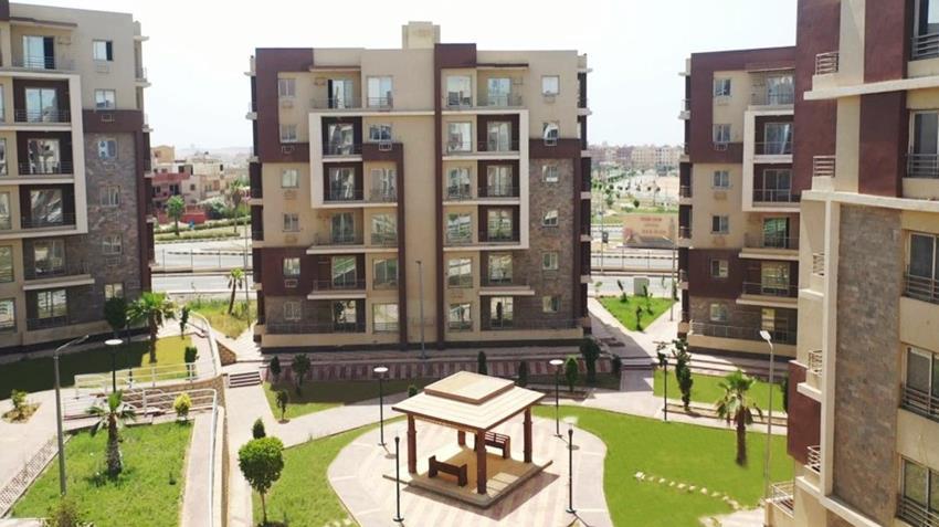 الإسكان المتوسط دار مصر بمدينة الشيخ زايد