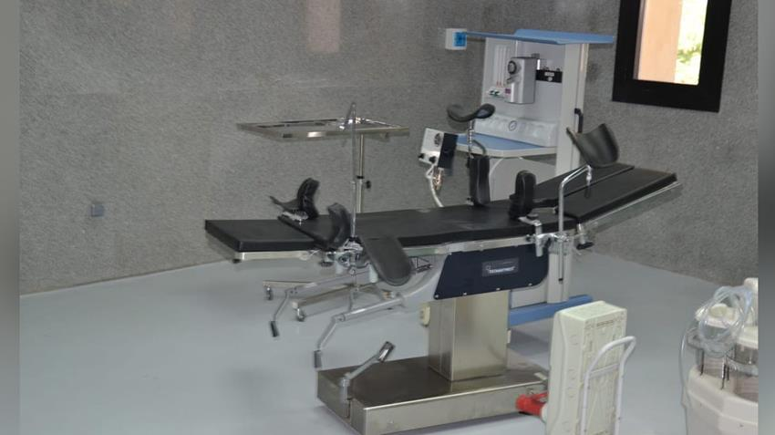 تطوير مستشفيات كلية الطب جامعة الإسكندرية